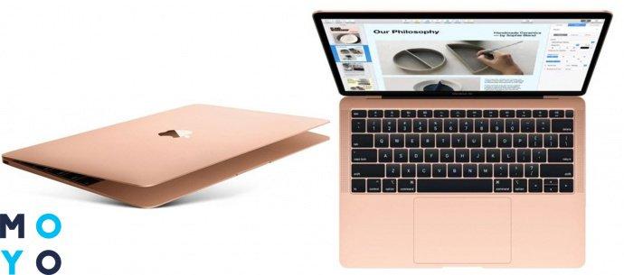 MacBook Air для работы и учебы