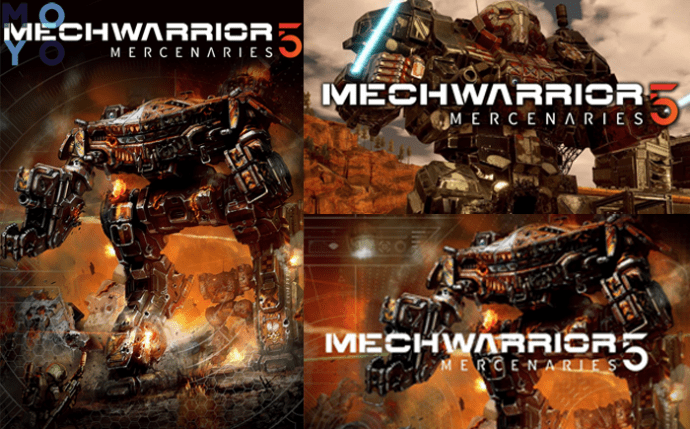 игра Mechwarrior 5: Mercenaries