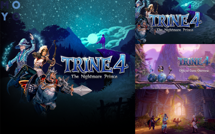 игра Trine 4: The Nightmare Prince