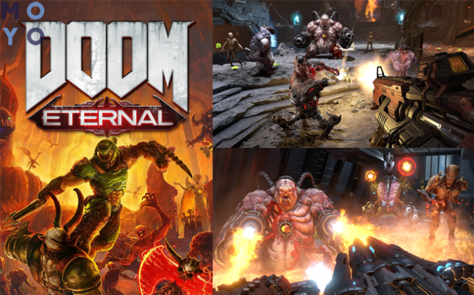 игра DOOM Eternal