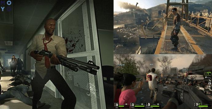 особенности игр про зомби