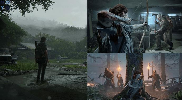 геймплей Last of Us II