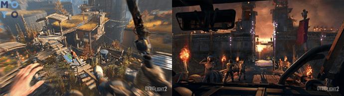 геймплей Dying Light 2