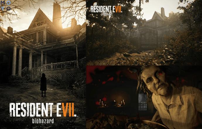 геймплей Resident Evil 7
