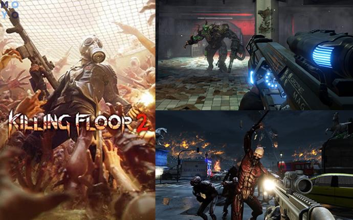 геймплей Killing Floor 2