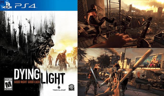 геймплей Dying Light