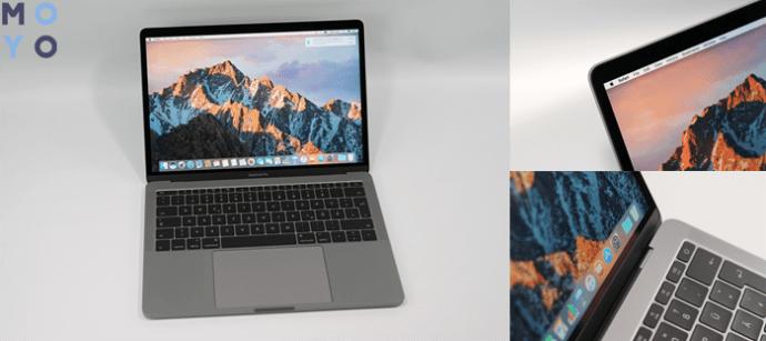 Дисплей Air 2020 и MacBook Pro