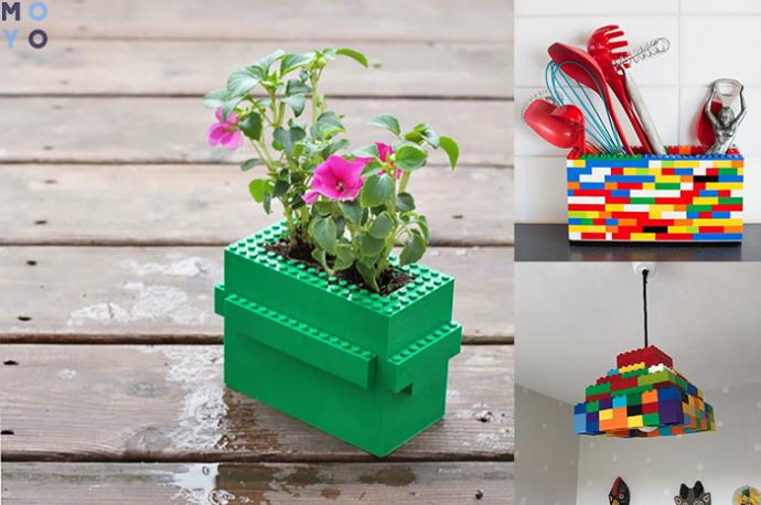 поделки своими руками из Лего