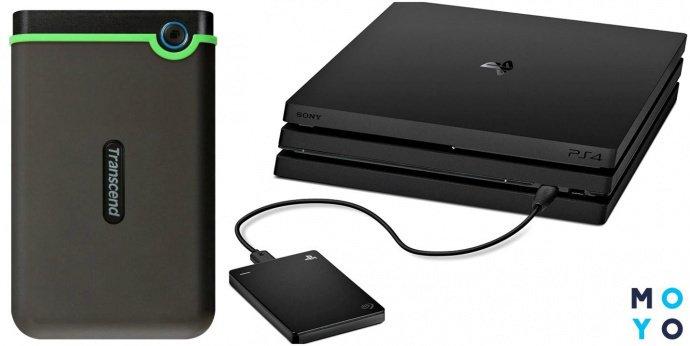 Магнитный жесткий диск для PS4