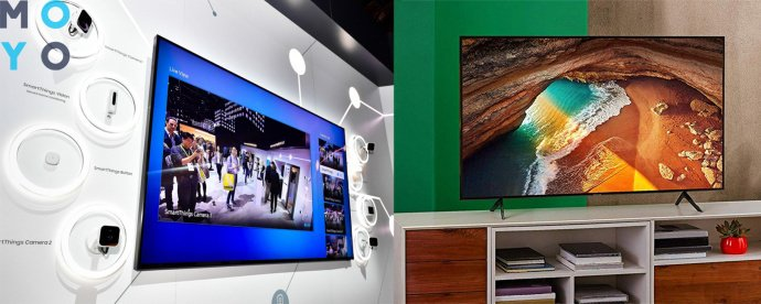 смарт телевизоры samsung