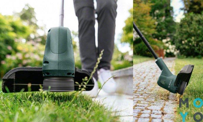 Электрический садовый триммер Bosch EasyGrassCut 26