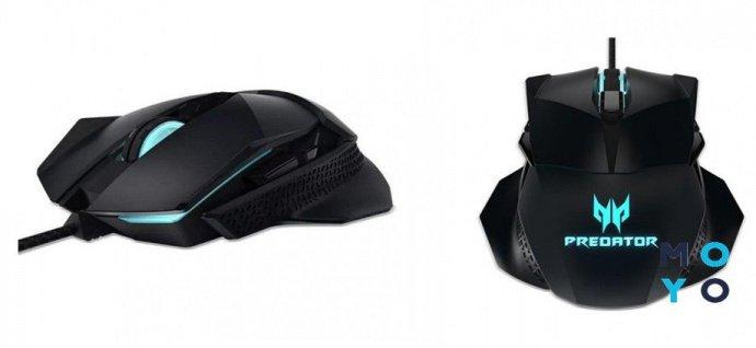Acer Predator gaming mouse PMW730 Black (NP.MCE11.008)