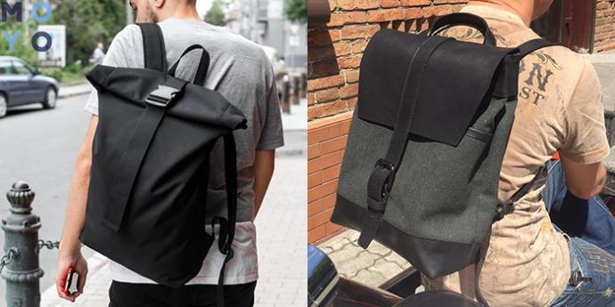 Городской рюкзак в повседневной жизни