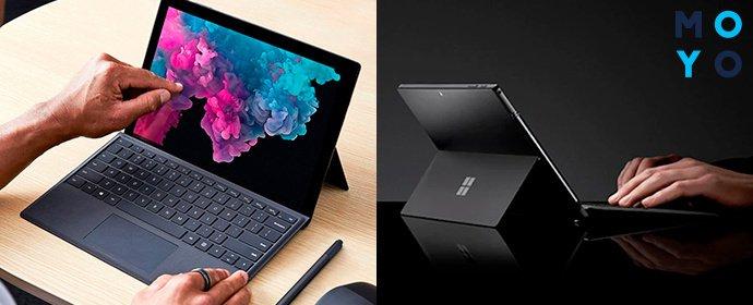 Обзор Microsoft Surface Pro 6, фото и видео