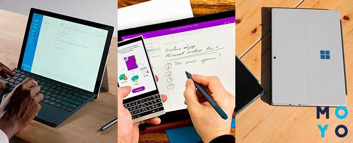 функциональность Microsoft Surface Pro 6