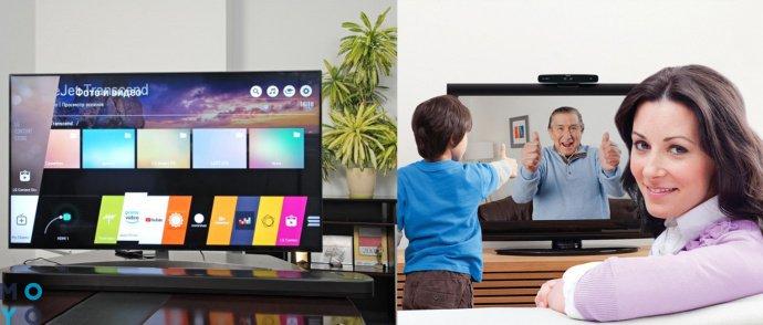 возможности смарт-телевизоров
