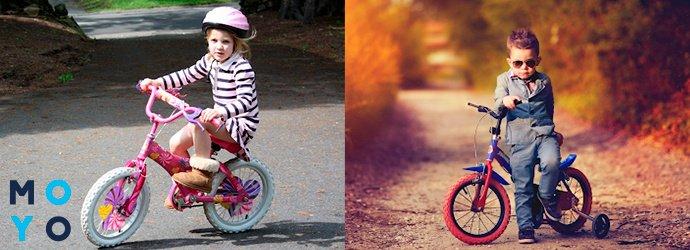 польза детского велосипеда
