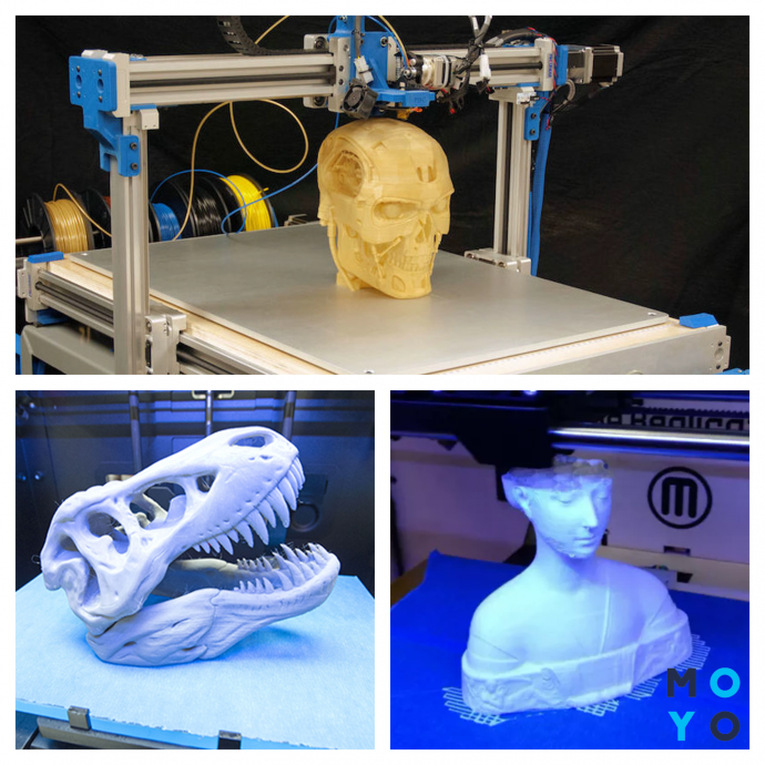 Печать на 3D-принтере