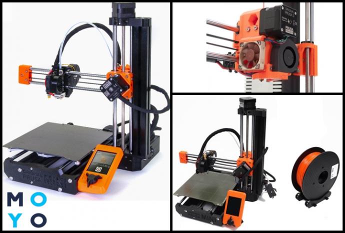 Конструкция 3D-принтера