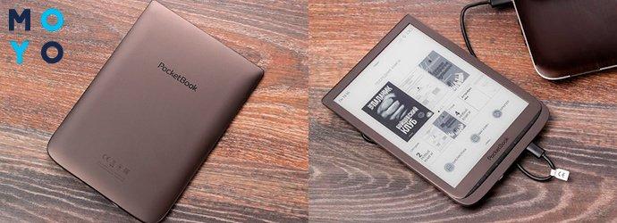 Общее впечатление от PocketBook InkPad 3