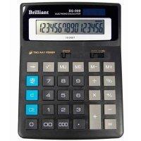 Калькулятор Brilliant BS-999 16 розрядів (BS-999)