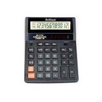 Калькулятор Brilliant BS-777 12 разрядов (BS-777M)