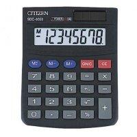 Калькулятор Citizen SDC-805II 8 разрядов (SDC-805)