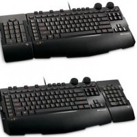 Игровая клавиатура Microsoft Sidewinder X6 Ru Ret (AGB-00013)