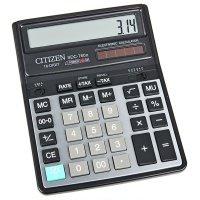 Калькулятор Citizen SDC-760 16 розрядів (SDC-760)