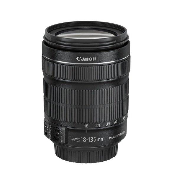 Купить Объективы, Объектив Canon EF-S 18-135 mm f/3.5-5.6 IS STM (6097B005)