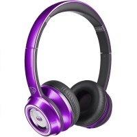 Наушники Monster NCredible NTune Candy Purple