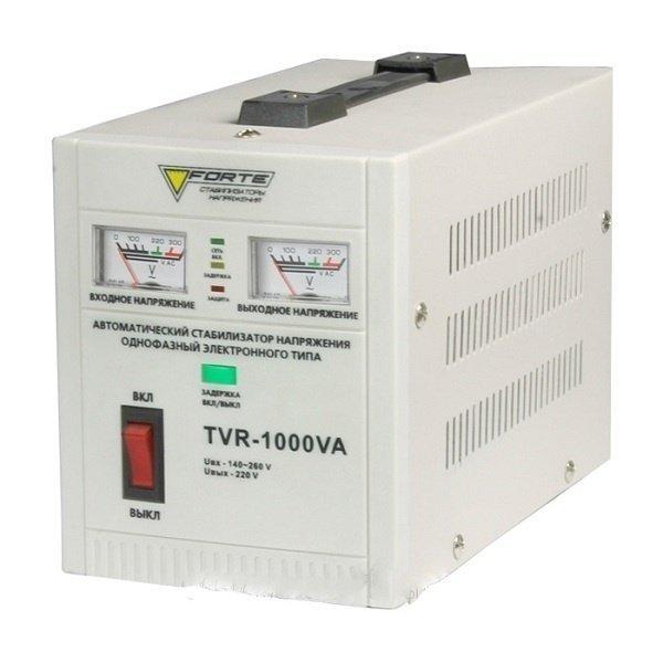 Стабілізатор напруги Forte TVR-1000VA фото1