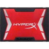 "SSD накопитель HyperX Savage 480 GB 2.5"" SATA (SHSS37A/480G)"