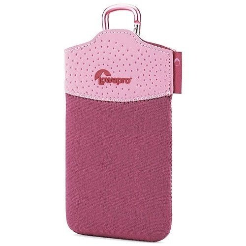 Чехол для жесткого диска LOWEPRO Tasca 30 pink фото 1