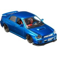 Автомодель MAISTO 1:24 Subaru Impreza WRX-тюнинг (32095 liq. blue)
