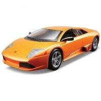 Сборная автомодель MAISTO 1:24 Lamborghini Murcielago LP640 (39292 met. orange)