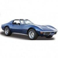 Автомодель MAISTO 1:24 Chevrolet Corvette (31202 blue)