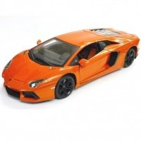 Автомодель MAISTO 1:24 Lamborghini Aventador LP700-4 (31210 met. orange)