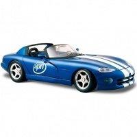 Автомодель MAISTO 1:24 Dodge Viper RT/10 (31932 blue)