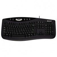 Клавиатура Microsoft Comfort Curve 2000 1.0 USB Black Ru Ret (B2L-00069)