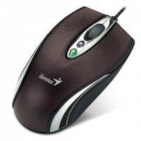 Миша Genius Navigator 335 USB Leather (31010124101)