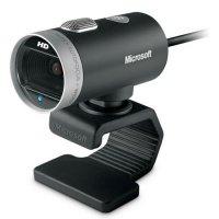 Веб-камера Microsoft LifeCam Cinema Win USB Ru Ret
