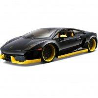 Автомодель MAISTO 1:24 Lamborghini Gallardo LP560-4-тюнинг (31352 black)