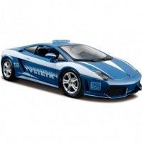 Автомодель MAISTO 1:24 Lamborghini Gallardo LP560-4 - Polizia (31299 blue)