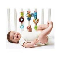 """Игрушки для кроватки и коляски TINY LOVE """"Веселая игра"""" / Crib & Stroller Sleeves (1303605830)"""