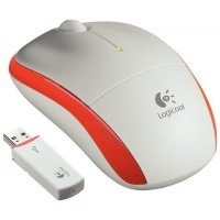 Мышь Logitech M205 WL Portable Orange (910-001097)