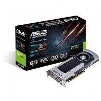 Відеокарта ASUS GeForce GTX 980 TI 6GB GDDR5 (GTX980TI-6GD5)