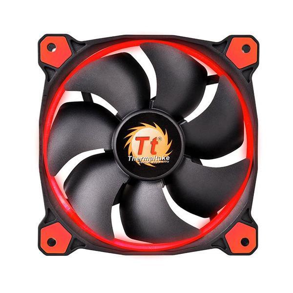 Купить Системы охлаждения, Корпусный вентилятор Thermaltake Riing 12 Red LED (CL-F038-PL12RE-A)