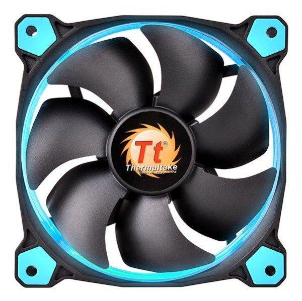 Купить Системы охлаждения, Вентилятор для корпуса Thermaltake Riing 14 (CL-F039-PL14BU-A)