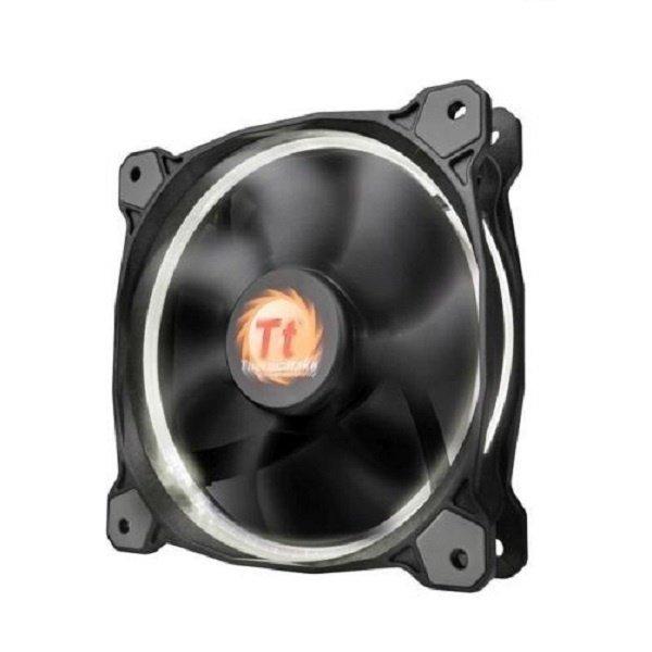 Купить Системы охлаждения, Вентилятор для корпуса Thermaltake Riing 12 (CL-F038-PL12WT-A)